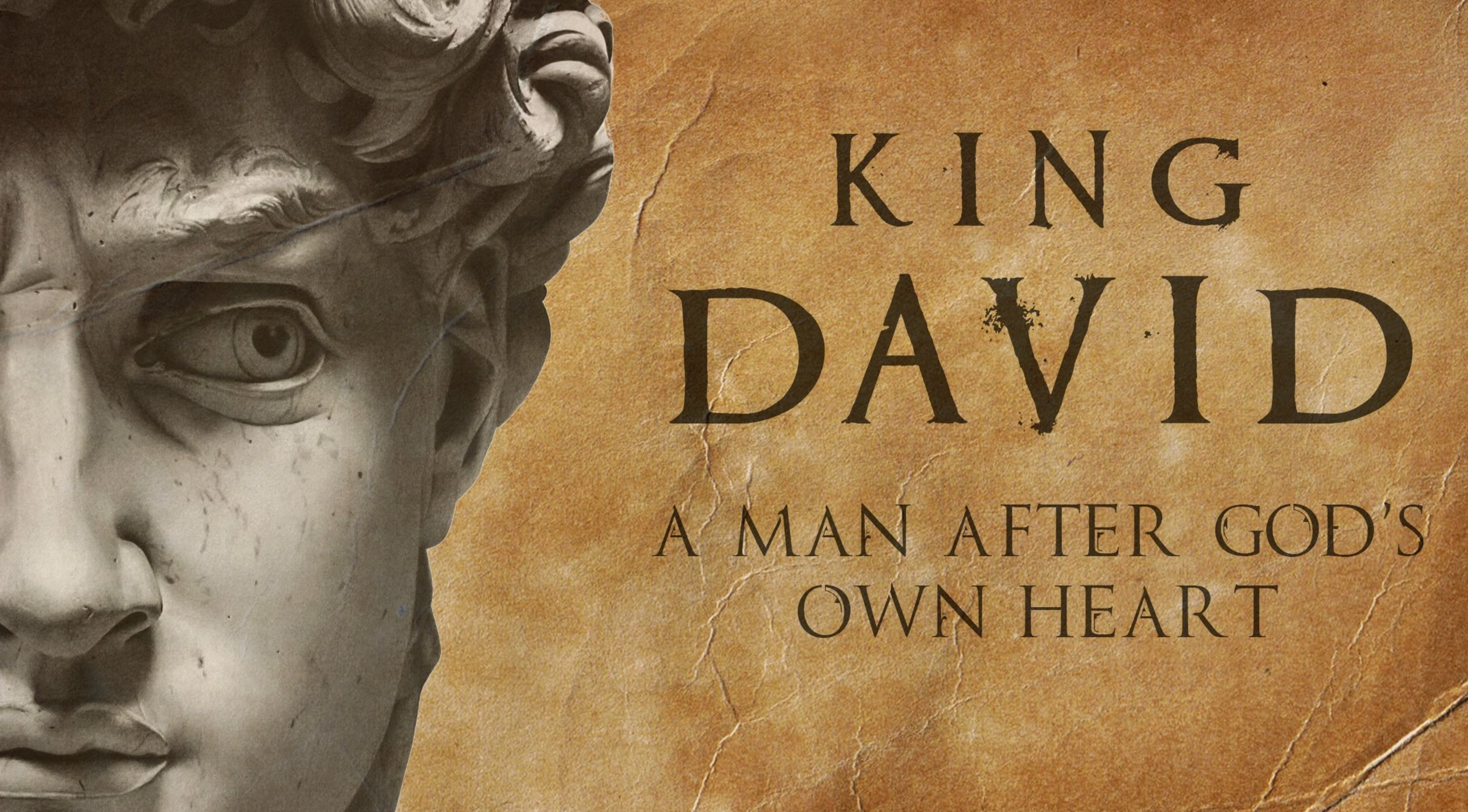 David:  To Be King, He First Must Write a Song
