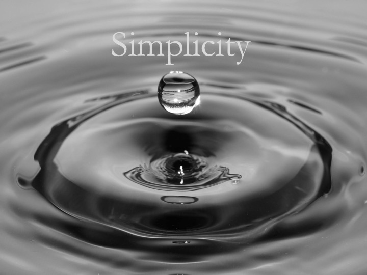 Rosh Hashanah and the Spirit of Simplicity